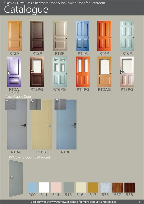Renovaid Team Door Catalogue Renovaid & Images of Door Catalog Pdf - Losro.com