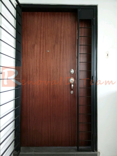 Fire Rated Main Doors Projects Doors And Window Specialist