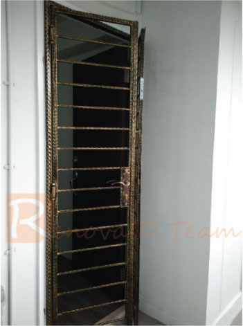Wrought Iron Gate Promotion For Hdb Re Sale Flat Doors