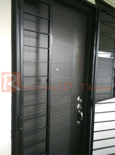 1 2 Hour Fire Rated Veneer Main Door Bedroom Doors Amp Flat