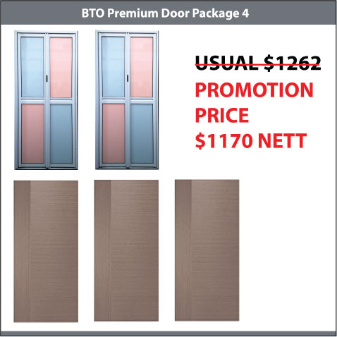 Premium Door Package 4